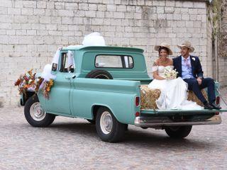 Le nozze di Elisa e Cesare