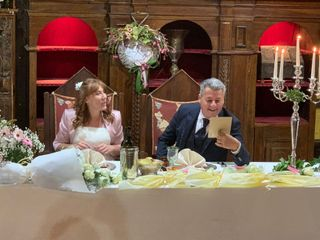 Le nozze di Sabrina e Maurizio 1