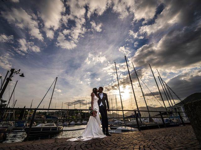 le nozze di Anastasia e Lorenzo