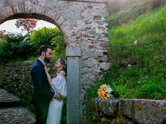 le nozze di Giulia e Giuseppe