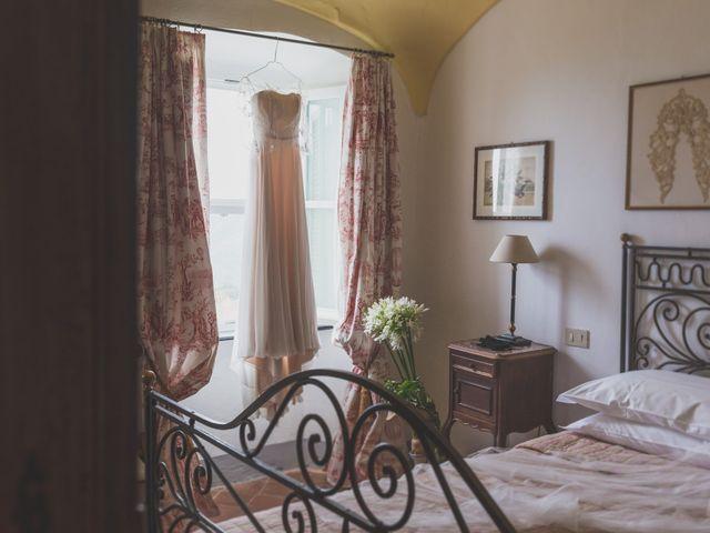 Il matrimonio di Francesca e Enrico a Monterosso al Mare, La Spezia 9