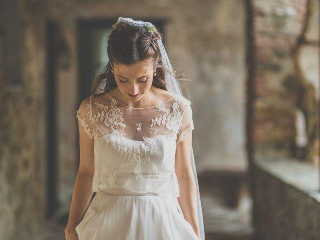 Il matrimonio di Francesca e Enrico a Monterosso al Mare, La Spezia 10