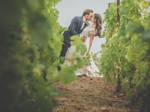 Il matrimonio di Francesca e Enrico a Monterosso al Mare, La Spezia 1