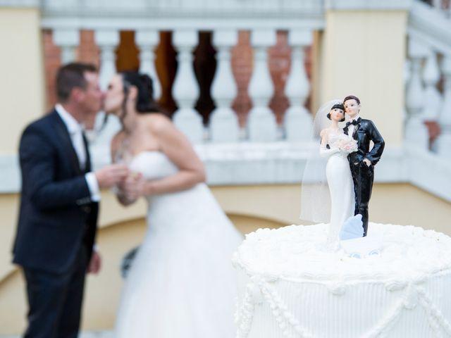 le nozze di Simona e Massimo