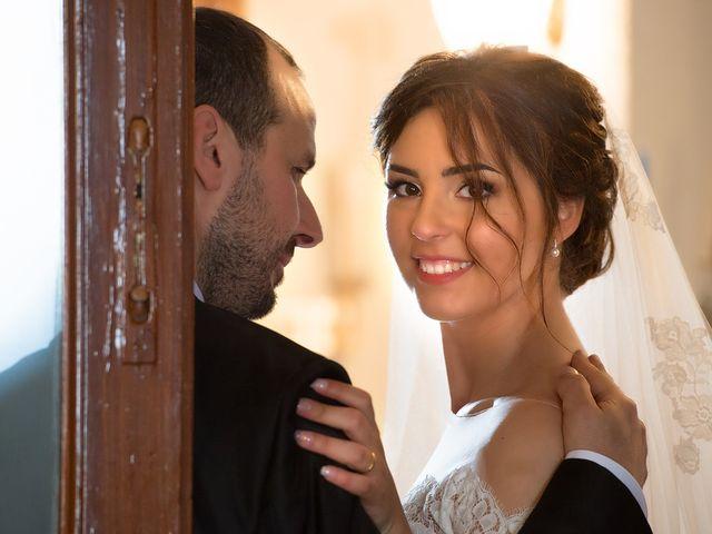 Il matrimonio di Francesco e Angela a Lucera, Foggia 11