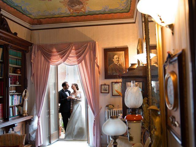 Il matrimonio di Francesco e Angela a Lucera, Foggia 12