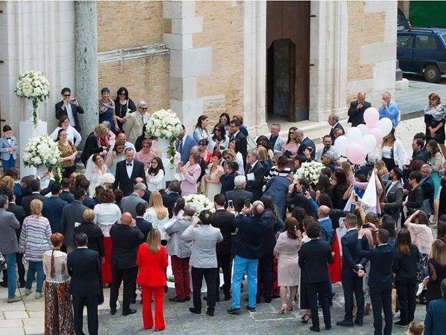 Il matrimonio di Francesco e Angela a Lucera, Foggia 18