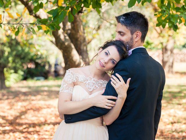 Le nozze di Claudine e Valerio