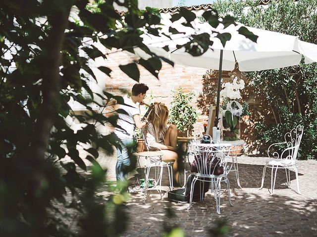 Il matrimonio di Alexandre e Elisa a Mantova, Mantova 3