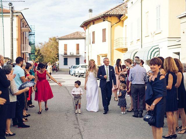 Il matrimonio di Alexandre e Elisa a Mantova, Mantova 31