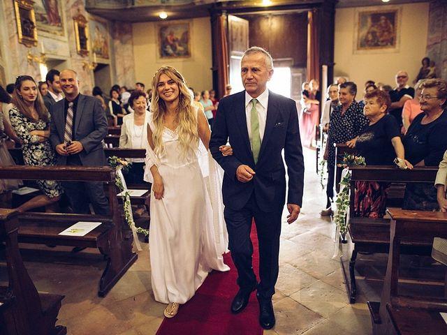 Il matrimonio di Alexandre e Elisa a Mantova, Mantova 32