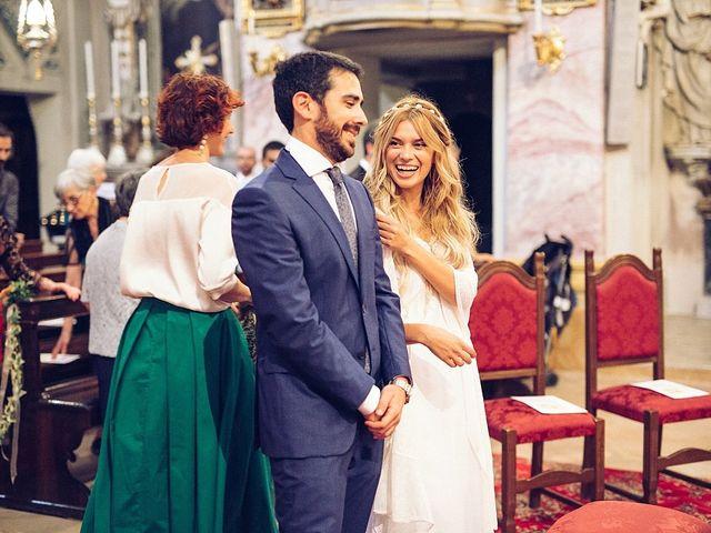 Il matrimonio di Alexandre e Elisa a Mantova, Mantova 33