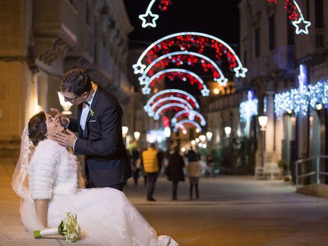 Il matrimonio di Stefano e Antonella a Ragusa, Ragusa 32