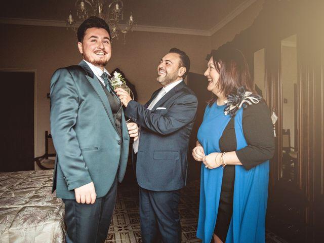 Il matrimonio di Maria Assunta e Salvatore a Barrafranca, Enna 17
