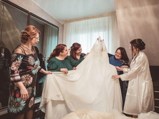 Il matrimonio di Maria Assunta e Salvatore a Barrafranca, Enna 37