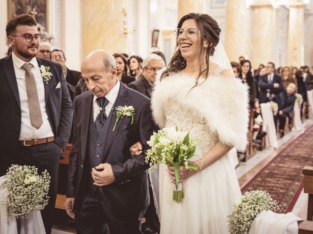 Il matrimonio di Maria Assunta e Salvatore a Barrafranca, Enna 54