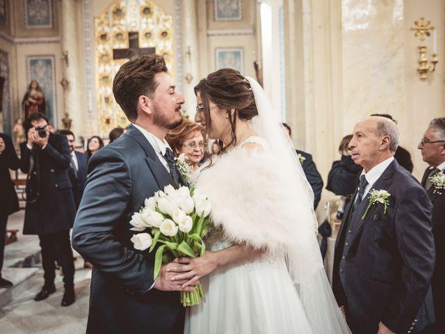 Il matrimonio di Maria Assunta e Salvatore a Barrafranca, Enna 55