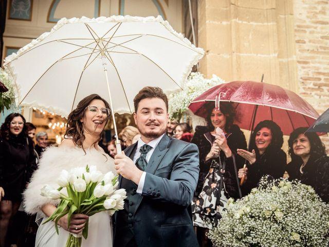 Il matrimonio di Maria Assunta e Salvatore a Barrafranca, Enna 69
