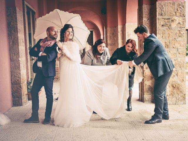 Il matrimonio di Maria Assunta e Salvatore a Barrafranca, Enna 71