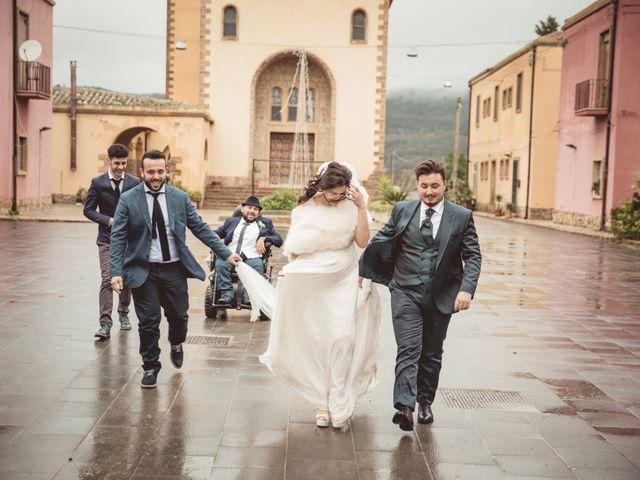 Il matrimonio di Maria Assunta e Salvatore a Barrafranca, Enna 72