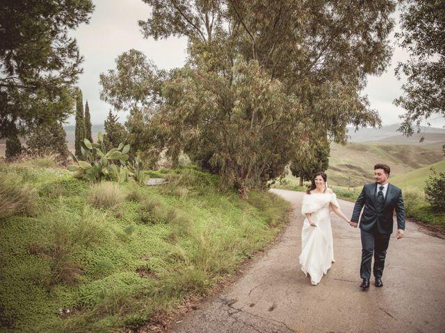 Il matrimonio di Maria Assunta e Salvatore a Barrafranca, Enna 75