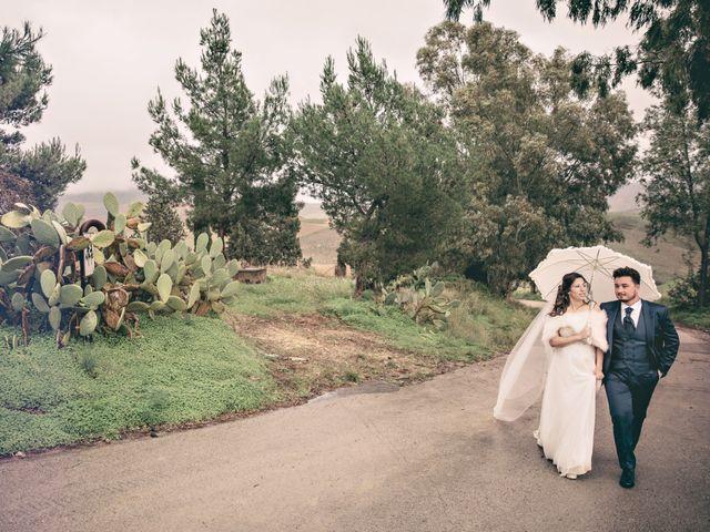 Il matrimonio di Maria Assunta e Salvatore a Barrafranca, Enna 76