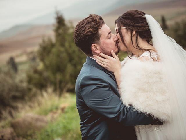 Il matrimonio di Maria Assunta e Salvatore a Barrafranca, Enna 78