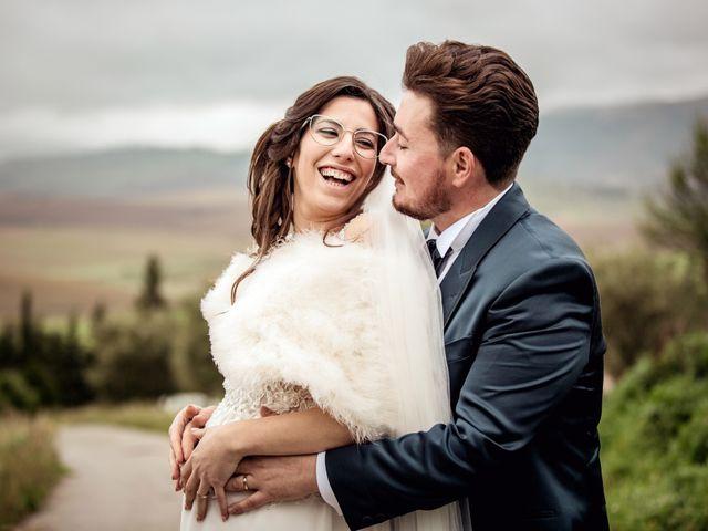 Il matrimonio di Maria Assunta e Salvatore a Barrafranca, Enna 79