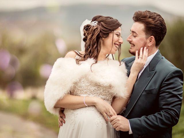 Il matrimonio di Maria Assunta e Salvatore a Barrafranca, Enna 80