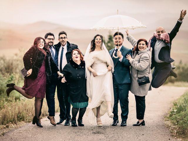 Il matrimonio di Maria Assunta e Salvatore a Barrafranca, Enna 86