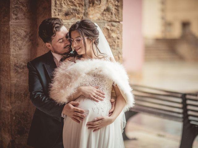 Il matrimonio di Maria Assunta e Salvatore a Barrafranca, Enna 87
