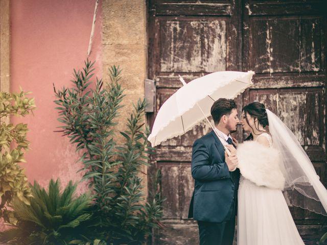 Il matrimonio di Maria Assunta e Salvatore a Barrafranca, Enna 91