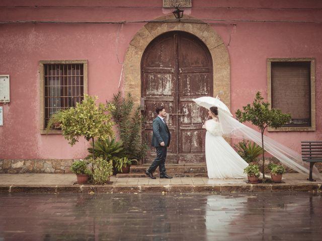 Il matrimonio di Maria Assunta e Salvatore a Barrafranca, Enna 92