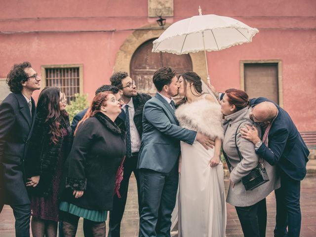 Il matrimonio di Maria Assunta e Salvatore a Barrafranca, Enna 94