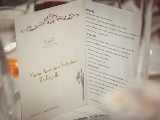 Il matrimonio di Maria Assunta e Salvatore a Barrafranca, Enna 100