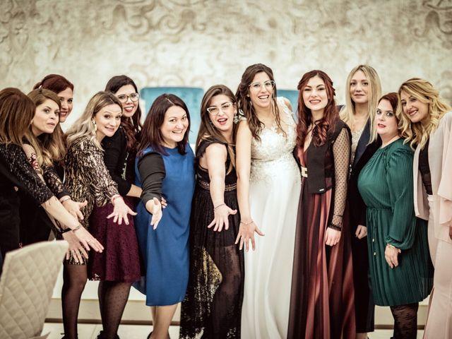 Il matrimonio di Maria Assunta e Salvatore a Barrafranca, Enna 115