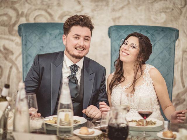 Il matrimonio di Maria Assunta e Salvatore a Barrafranca, Enna 125