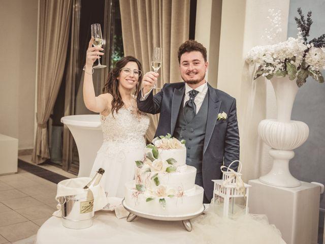 Il matrimonio di Maria Assunta e Salvatore a Barrafranca, Enna 147
