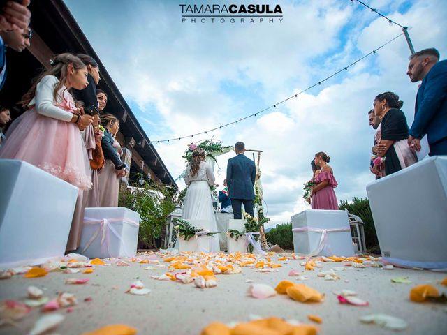 Le nozze di Alessandra e Corrias