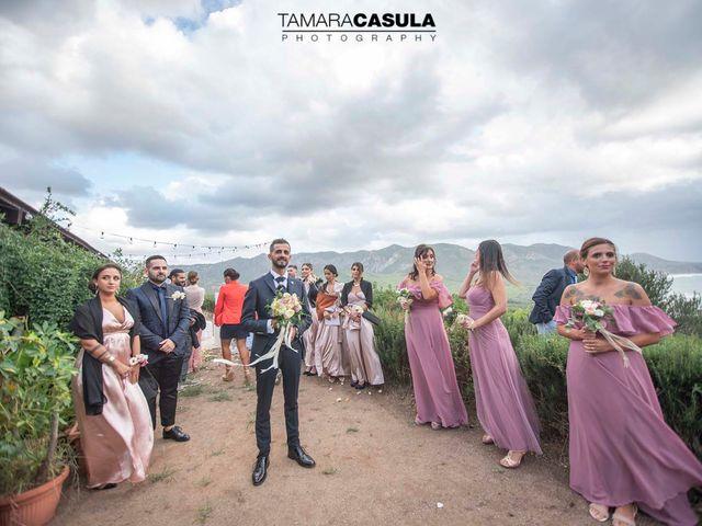 Il matrimonio di Corrias e Alessandra a Arbus, Cagliari 1