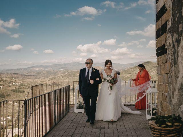Il matrimonio di Ivan e Nirvana a Santa Lucia del Mela, Messina 34