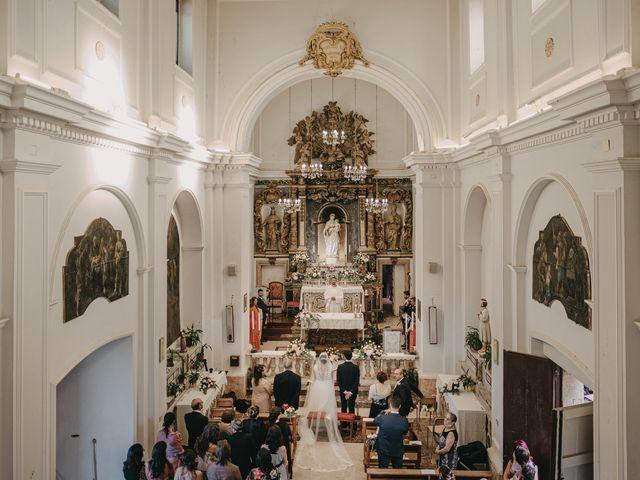 Il matrimonio di Ivan e Nirvana a Santa Lucia del Mela, Messina 36
