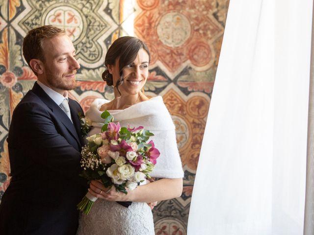 Le nozze di Gaia e Enrico