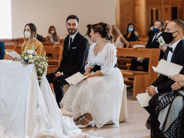 Il matrimonio di Anna Maria e Mauro a Civitanova Marche, Macerata 12