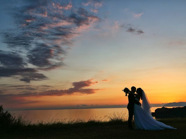Il matrimonio di Angelo e Giuliana a Patti, Messina 3