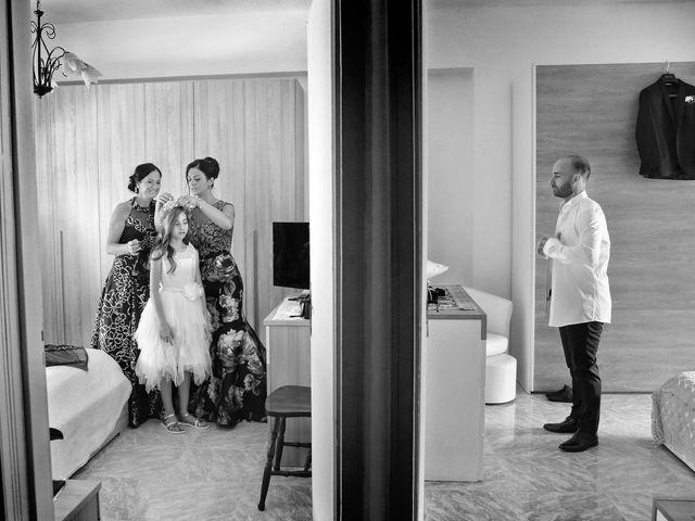 Il matrimonio di Angelo e Giuliana a Patti, Messina 6