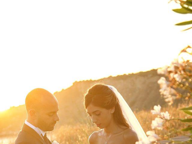 Il matrimonio di Angelo e Giuliana a Patti, Messina 8