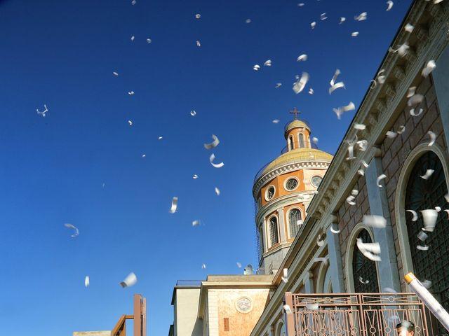 Il matrimonio di Angelo e Giuliana a Patti, Messina 9