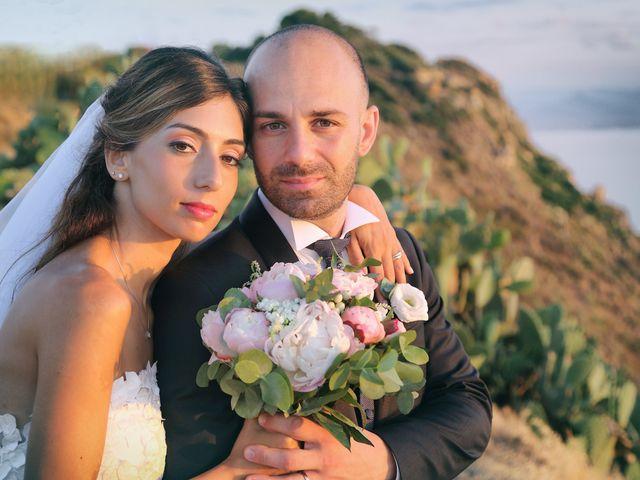 Il matrimonio di Angelo e Giuliana a Patti, Messina 11