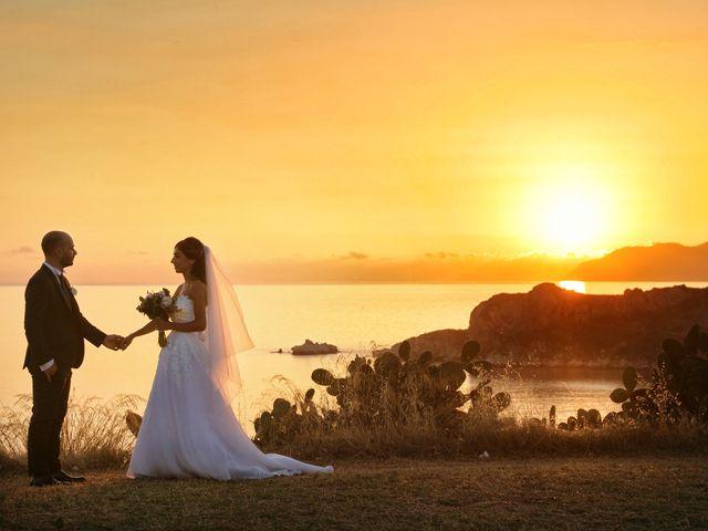 Il matrimonio di Angelo e Giuliana a Patti, Messina 13